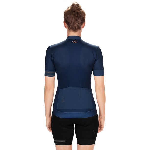 RYKE Short Sleeve Jersey Damen blue