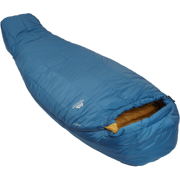Mountain Equipment Nova III Sleeping Bag Regular Dam Petrol/blå