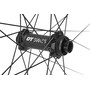 """DT Swiss X 1900 Spline Vorderrad 29"""" Alu CL 110/15mm TA Boost DB 22,5mm schwarz/weiß"""