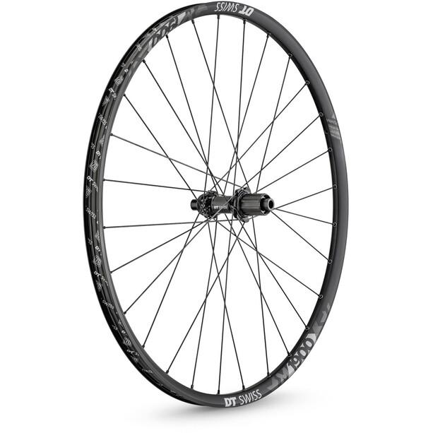 """DT Swiss M 1900 Spline Rear Wheel 29""""/25mm Alu CL 148/12mm TA Boost Shimano black/white"""