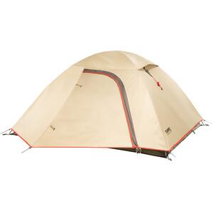 CAMPZ Toscana XW 3P Namiot, beżowy/szary beżowy/szary