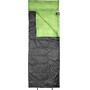 CAMPZ Surfer 400 Schlafsack anthrazit/grün