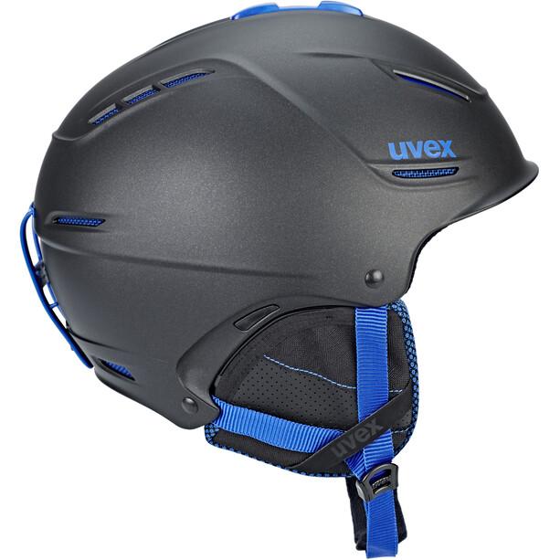 UVEX p1us Pro Helm blau