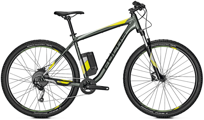 "FOCUS Whistler² 3.9 27"" grey XS 