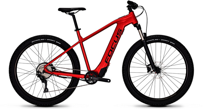 "FOCUS Whistler² 6.9 red M | 44cm (29"") 2019 Mountainbikes, Gr. M 