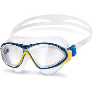 Head Horizon Maske transparent/blau transparent/blau