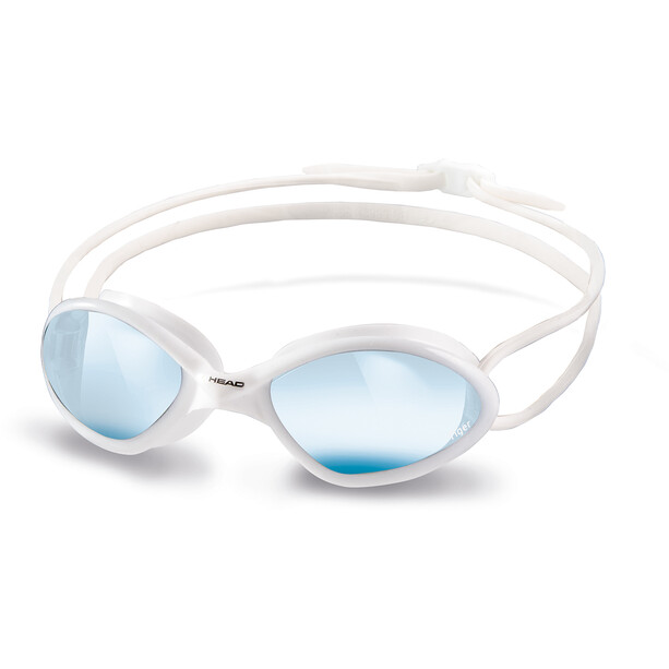 Head Tiger Race Mid Goggles white-blue