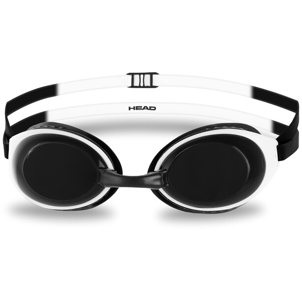 Head HCB Comp Goggles black-white-smoke