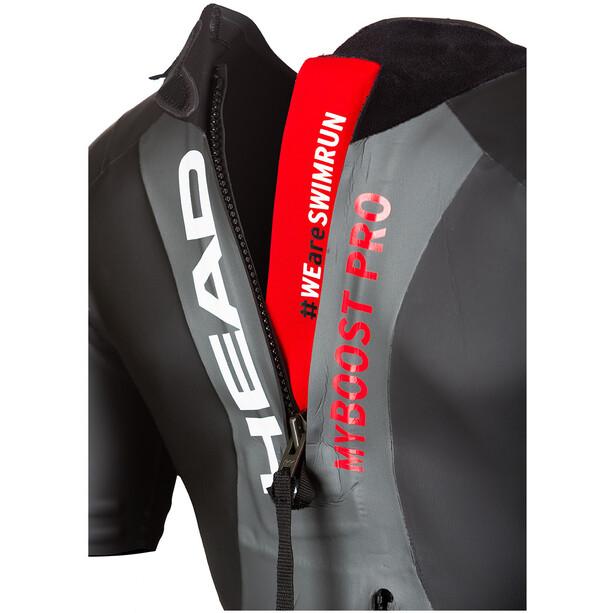 Head Swimrun MyBoost Pro Wetsuit Damen black-silver