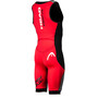 Head Swimrun MyBoost Lite Wetsuit Herren black-silver-red