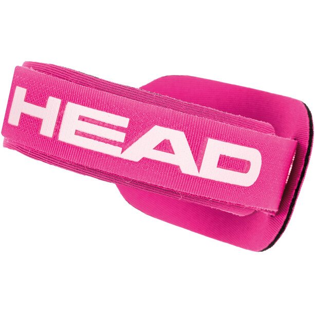 Head Tri Chip Band pink