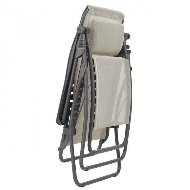 Lafuma Mobilier RSXA Clip Relaxsessel Batyline seigle-basalte