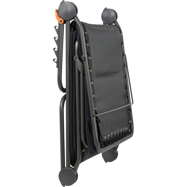Lafuma Mobilier Siesta L Sonnenliege Air Comfort acier