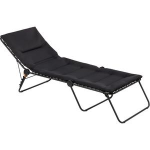 Lafuma Mobilier Siesta L Transat Air Comfort, noir noir