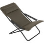 Lafuma Mobilier Transabed Aurinkotuoli Air Comfort, taupe