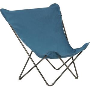 Lafuma Mobilier Pop Up XL Klappstuhl Airlon + Uni blau/grau blau/grau