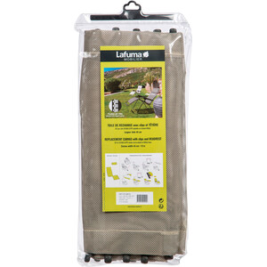 Lafuma Mobilier Set Ersatzbezug für Futura Batyline beige beige