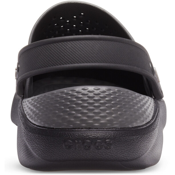 Crocs LiteRide Clogs black/slate grey