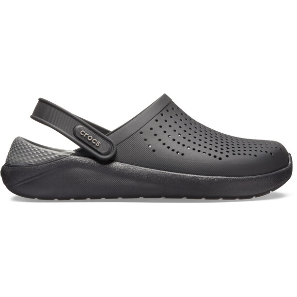 Crocs LiteRide Clogsit, black/slate grey