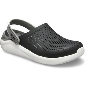 Crocs LiteRide Clogs schwarz/grau schwarz/grau