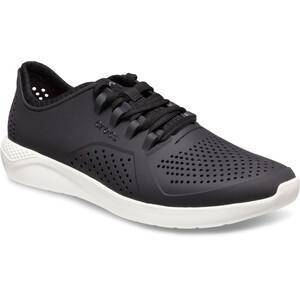 Crocs LiteRide Pacer Kengät Miehet, black/white black/white