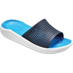 Crocs LiteRide Slides navy/white navy/white