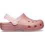 Crocs Classic Glitter Clogs Kinder blossom