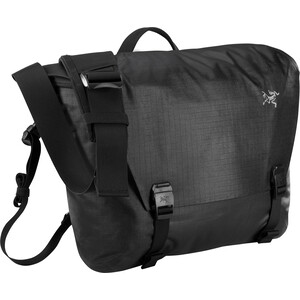Arc'teryx Granville 10 Courier Bag black black