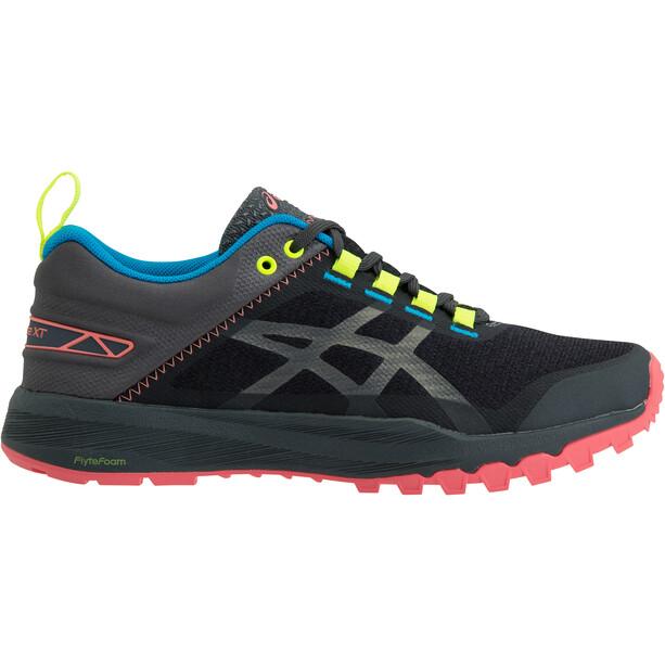 asics W's FujiLyte XT Shoes Dam grå/svart