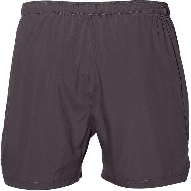 "asics Silver 5"" Shorts Herr dark grey"
