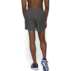 "asics Silver 5"" Shorts Herren dark grey dark grey"