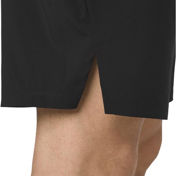 "asics Silver 7"" 2-in-1 Shorts Herren performance black"