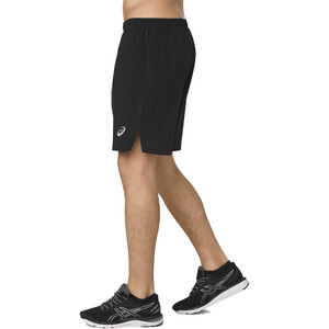 "asics Silver 7"" 2-in-1 Shorts Herr performance black performance black"