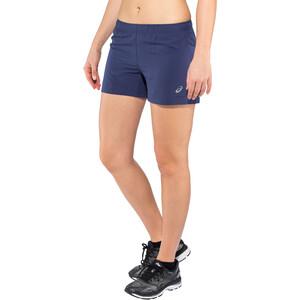"""asics Silver 4"""" Shorts Damen indigo blue indigo blue"""