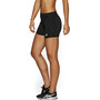 asics Silver Hotpants Damen performance black