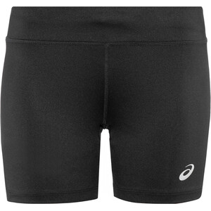 asics Silver Hotpants Damen performance black performance black