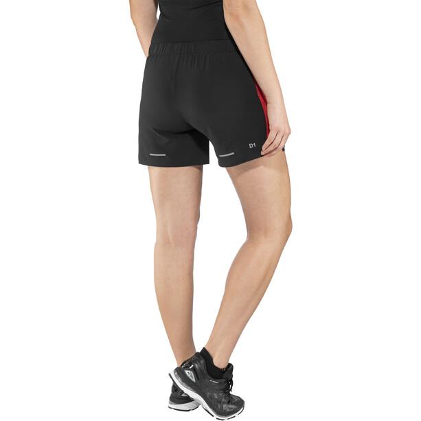 "asics 5,5"" Shorts Mugen Pack Damen performance black"