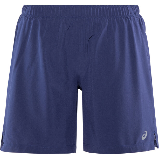 "asics 7"" Shorts Damen indigo blue"