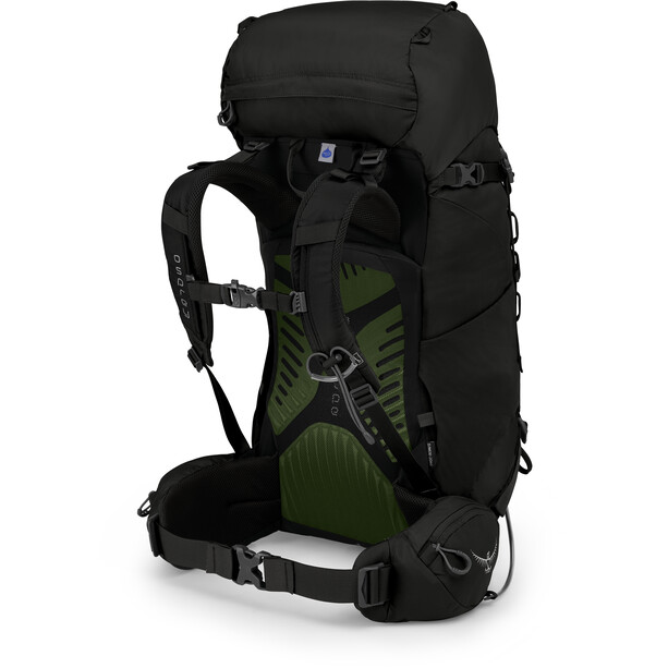 Osprey Kestrel 38 Backpack Herr black