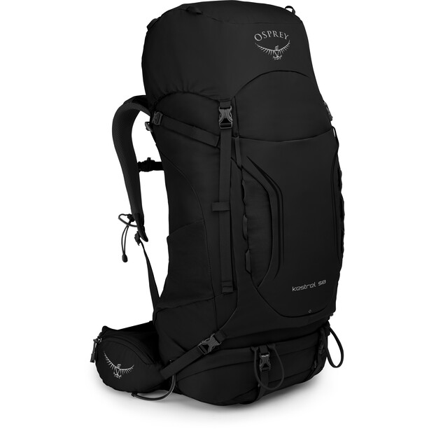 Osprey Kestrel 58 Backpack Herr black