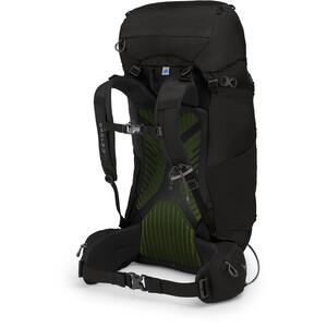 Osprey Kestrel 68 Backpack Herr svart svart