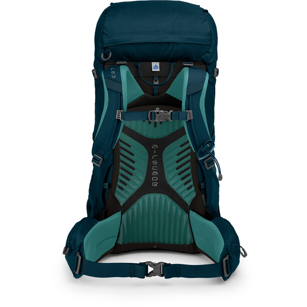 Osprey Kyte 46 Backpack Dam icelake green