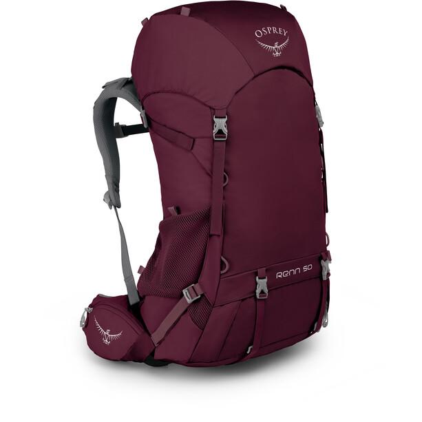Osprey Renn 50 Backpack Dam aurora purple