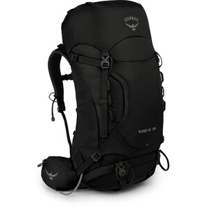 Osprey Kestrel 38 Rucksack Herren schwarz schwarz