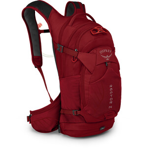 Osprey Raptor 14 Hydration Backpack Men wildfire red wildfire red
