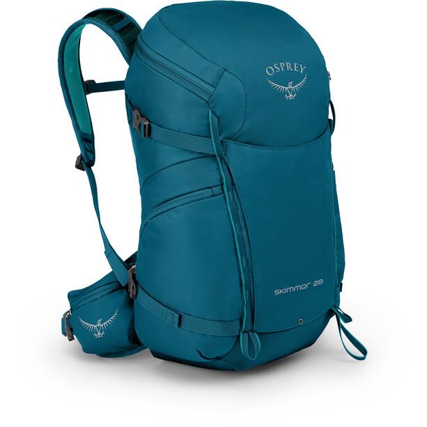 Osprey Skimmer 28 Rucksack Damen sapphire blue