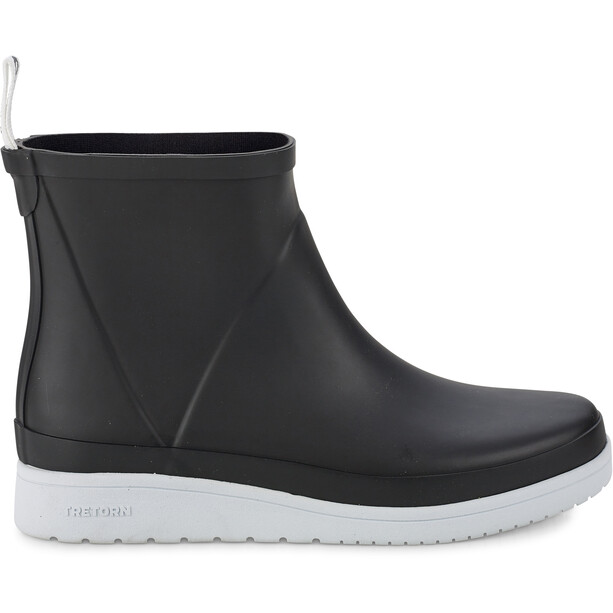 Tretorn Viken II Low Rubber Boots Dam black