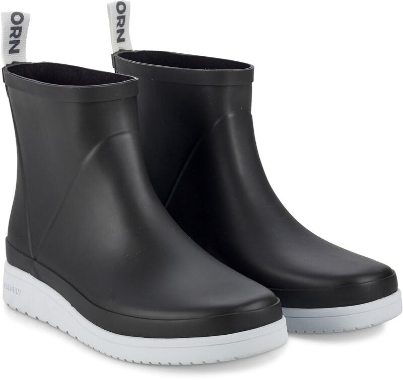 Tretorn Viken II Low Rubber Boots Dame black EU 38 2020 Gummistøvler