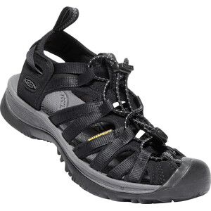 Keen Whisper Sandals Women black/magnet black/magnet