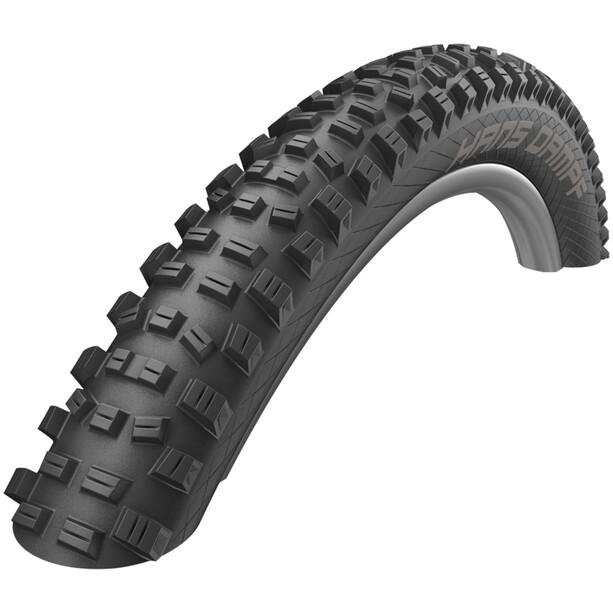 "SCHWALBE Hans Dampf Performance Folding Tyre TLR E-25 Addix 27.5x2.35"" black"